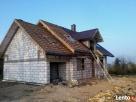 Usługi remontowo-budowlane, budowa domu, stan surowy budynku Grajewo