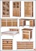 Drewniane Meble Katowice ,łóżko z Drewna,komoda z drewna, Katowice