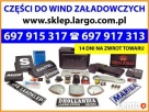 Sworzeń do wind Behrens / Palfinger Fi 40x72mm 3022001LG - 2