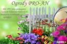 Ogrody Pro-An projekt i realizacja Otwock