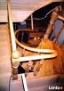 Schody drewniane, kręcone, proste, ażurowe, zabiegowe - 8