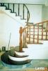 Schody drewniane, kręcone, proste, ażurowe, zabiegowe - 3