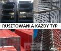 OCYNKOWANE OGNIOWO RUSZTOWANIE Rusztowania Systemowe od 100m Poznań
