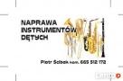 Naprawa instrumentów dętych Lublin Lublin