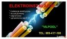 ELEKTRYK instalacje elektryczne,pomiary,odgromowka cisna Cisna