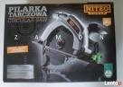 Pilarka tarczowa Niteo - Nowa z dostawą gratis Szczecinek