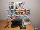 SUPER ZESTAW ! Xbox 360 slim + Kinect + Gry + Rok Gwarancji Kielce