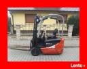 Wózek Widłowy Elektryczny STILL RX50-16 1.6T NISSAN LINDE TO Opalenica