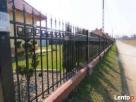 Eleganckie ogrodzenie, przęsło, panel - 7