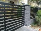 Eleganckie ogrodzenie, przęsło, panel - 5