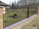 Eleganckie ogrodzenie, przęsło, panel - 6