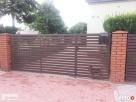 Montaż ogrodzeń, przęsła, panele, bramy furtki - 3
