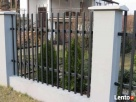 Klasyczne ogrodzenie, płot, przęsło Gorlice