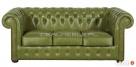 Pikowana Sofa Chesterfield Classic styl angielski - 3