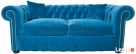 Sofa Chesterfield March Rem - 1