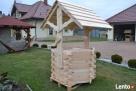 Meble ogrodowe drewniane - 4