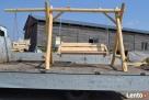 Meble ogrodowe drewniane - 6