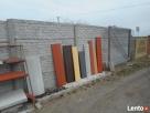 Oryginalne Daszki,czapy betonowe na murki. Takze na wymiar Lubanie