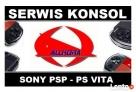 Naprawa -Serwis Konsol SONY PSP - PS VITA - ALLKORA