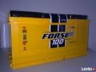 Akumulator FORSE 12V 100Ah/850A POZNAŃ - 1