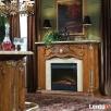 Sypialnia drewniana, stylowa Cortina Jacob Furniture - 4