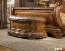 Sypialnia drewniana, stylowa Cortina Jacob Furniture - 2