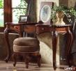 Drewniana sypialnia z pikowaną skórą Vanessa od Jacob Furnit - 3