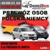 Przewóż osób Polska -Niemcy Złotów