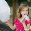Wata cukrowa, pyszna i kolorowa :) Cieszyn