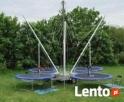 Eurobungee, trampolina na linach, skakanie, atrakcja,impreza - 2