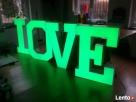 LOVE LITERY PODŚWIETLANE HIT NOWOŚĆ - 5