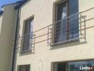 balustrady nierdzewne balkon francuski 18 wzorów - 5