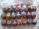PISANKI jaja ręcznie wykonane z filcu * pisanka 12 - 2