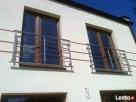 balkon francuski 18 wzorów w ofercie barierka nierdzewna - 1