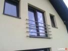 balustrada nierdzewna do własnego montażu szlif/satyna - 2