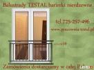 balustrada nierdzewna do własnego montażu szlif/satyna - 7