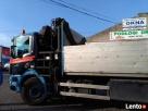 Usługi transportowe, rozładunek załadunek HDS