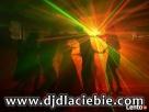 Dobry DJ dla Ciebie zagra! na wesele + nagłośnienie + lasery Kraków
