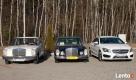 Zabytkowy Mercedes do ślubu - 1