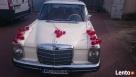Zabytkowy Mercedes do ślubu - 3