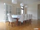 Krzesło pikowane z pinezkami i kołatką producent glamour - 4