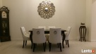 Krzesło z kołatką i pinezkami pikowane eleganckie nowe modne