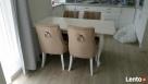 Krzesło pikowane z kołatką i pinezkami ekstawaganckie produc - 3