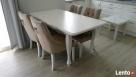 Krzesło pikowane z pinezkami i kołatką producent glamour - 2