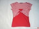 Jane Norman bluzeczka 2w1 paseczki 38 40 - 2