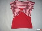 Jane Norman bluzeczka 2w1 paseczki 38 40 - 3