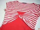 Jane Norman bluzeczka 2w1 paseczki 38 40 - 4