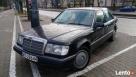 Mercedes124benzyna gaz2000 Warszawa