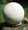 Ceramiczna kula ogrodowa śr. 100 cm., mrozoodporna - 2