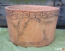Ceramiczna donica ogrodowa 55 x 52 cm. mrozoodporna - 1